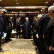 عکسی از دیدار روحانی و مکرون بعد از بیانیه سه کشور اروپایی علیه ایران