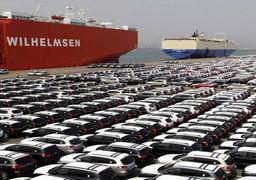 عوارض واردات خودروهای سواری افزایش می یابد