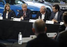 نبرد خودرویی ترامپ با جنبش کالیفرنیا