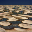 تصاویر باور نکردنی و زیبا از دریاچه ارومیه