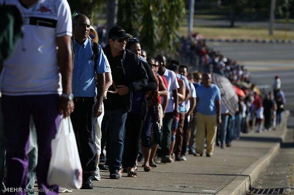 وداع مردم کوبا با فیدل کاسترو