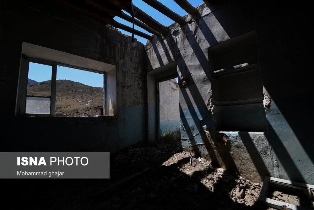 تصاویر: شهرک متروکه معدن نشینان