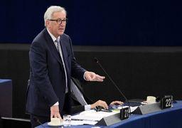 رئیس کمیسیون اروپا: به دیدار با ترامپ چندان خوشبین نیستم