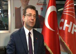 نامزد پیروز انتخابات استانبول: حزب عدالتوتوسعه ژذیرش شکست را ندارد