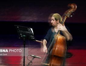 گزارش تصویری سومین شب سی و پنجمین جشنواره موسیقی فجر
