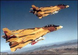 مقایسه توان نظامی ایران و آمریکا در آسمان