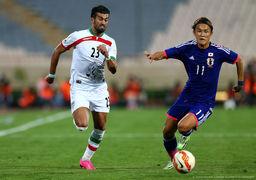 جنگ برای سمت راست تیم ملی
