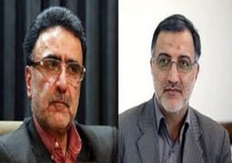 پخش زنده مناظره تاجزاده و زاکانی