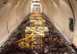 8 هزار شمش طلا مخفیانه منتقل شد؟ + تصاویر