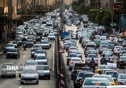 احتمال اجرای طرح ترافیک تهران از شنبه 23 فروردین