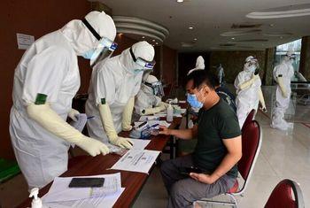 خبر رییسجمهوری اندونزی از واکسیناسیون سراسری در کشورش با واکسن چینی کرونا