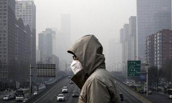 افزایش غلظت آلایندههای هوا در شهرهای صنعتی