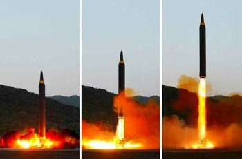 آزمایش انبوه موشکی کره شمالی در راه است