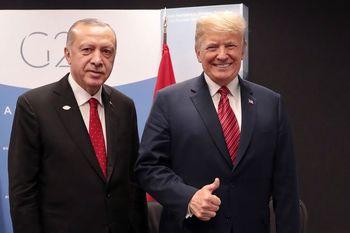 تشکر ترامپ از اردوغان