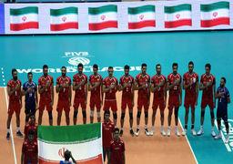 اخراج یک بازیکن دیگر از تیم ملی والیبال ایران