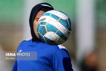 اتفاقی عجیب که فقط در لیگ فوتبال بانوان ایران میافتد!