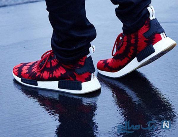 جدیدترین کفش های کتانی تابستانی