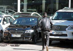 «پلاک 96» بازار خودروهای وارداتی را گرم کرد