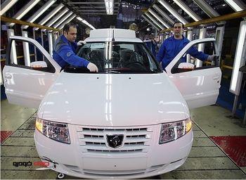 خودرو سمند لوکس وارد بازار کشور میشود + تصاویر