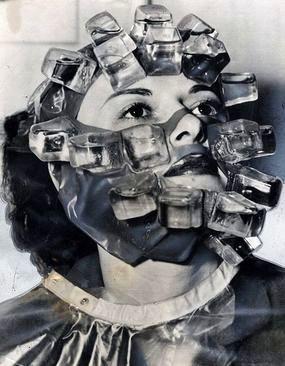 ماسک یخی شرکت Max Factor؛ سال ۱۹۳۱