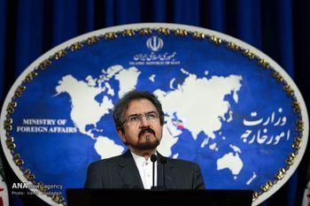 قاسمی: واکنش ایران به میزبانی لهستان از منافقین بدون مماشات خواهد بود