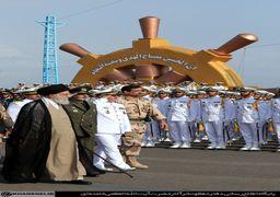 حضور رهبر انقلاب در مراسم دانشآموختگی دانشجویان دانشگاه علوم دریایی نوشهر +تصاویر