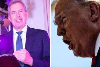 افشای سخنان سفیر انگلیس علیه ترامپ جنجال آفرید
