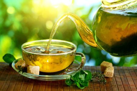 نوشیدن چای سبز در این زمانها ممنوع