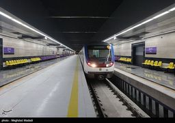 خودکشی مرد 60 ساله در متروی علم و صنعت