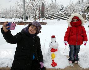 گزارش تصویری از شادی کوچک مردم تهران