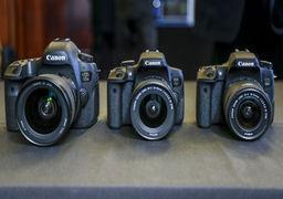 سه دوربین جدید کانن برای ویدئو بلاگرها + عکس