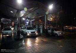سونامی مصرف بنزین در تهران پس از زلزله