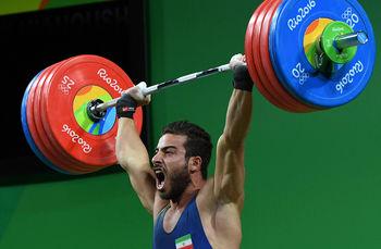 حرمتشکنی در وزنهبرداری ایران !
