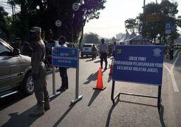تمدید ۴ هفتهای محدودیتهای اجتماعی در جاکارتا اندونزی