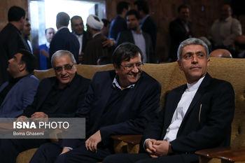 حضور طیبنیا در معارفه وزیر اقتصاد+عکس