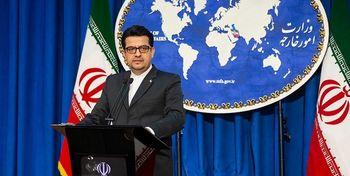 قدردانی سخنگوی وزارت خارجه ایران از کمکهای ارسالی برای مقابله با کرونا