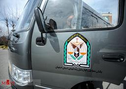 رونمایی از خودرو جدید حمل و نقل زندانیان در ایران + عکس و جزئیات