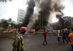 اعتراضاتی که افزایش قیمت بنزین را منتفی کرد +تصاویر