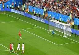 پایان بازی/ ایران یک - پرتغال یک؛ پایان کار تیم ملی با ۴ امتیاز