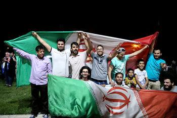 فریاد «ایران، ایران» خواب را از پایتخت گرفت