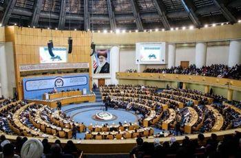 رئیس جمهور: آمریکا دوست منطقه و دنیای اسلام نیست / مسائل منطقه باید توسط مردم منطقه حل و فصل شود