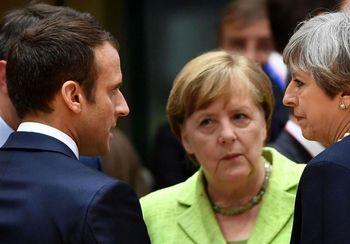الشرقالاوسط مدعی شد؛ فرانسه: در داخل ایران برخی جناحها خواهان تقابل با اروپا هستند