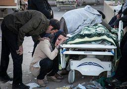 شمار تلفات زلزله کرمانشاه از 400 نفر گذشت / آمار بروزرسانی می شود