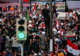 تظاهرات گسترده علیه دولت جدید در سه شهر بزرگ عراق