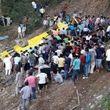 33 کشته و زخمی در پی واژگونی اتوبوسی در هند