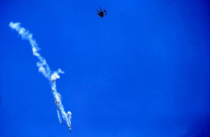 تصاویر خشونت در غزه
