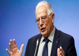 اعلام مواضع اروپا درباره برجام و مکانیسم ماشه توسط جوزپ بورل