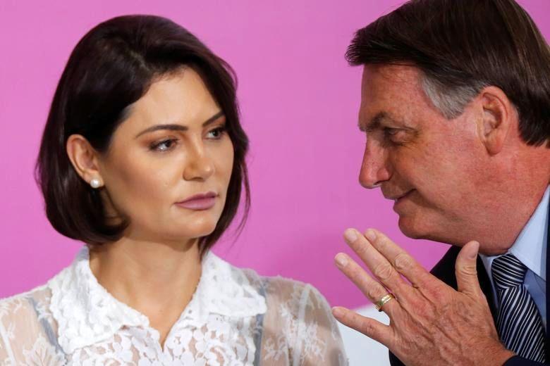 همسر رئیس جمهور برزیل