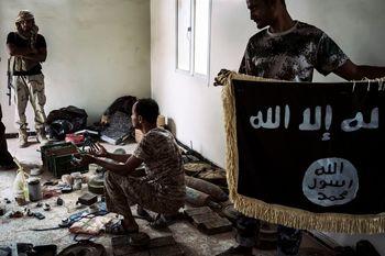 سلاح عجیب و غیر انسانی داعش