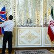 انگلیس پشت آمریکا علیه ایران در نیامد